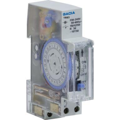 Gacia 4021162852 Kopplingsur mekaniskt