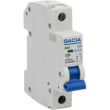 Gacia 4021163012 Automatsäkring 1-pol, 10kA
