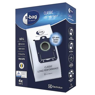 Electrolux 900168458 Dammsugarpåse 4-pack