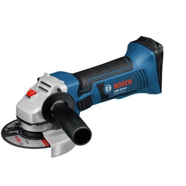 Bosch GWS 18-125 V-LI Vinkelslip utan batterier och laddare