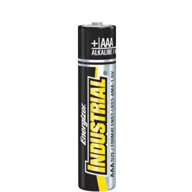 Energizer Industrial AAA/LR03 Alkaliparisto 10 kpl:n pakkaus