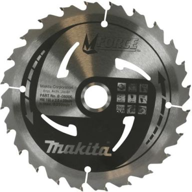 Makita B-08006 Sahanterä 24T
