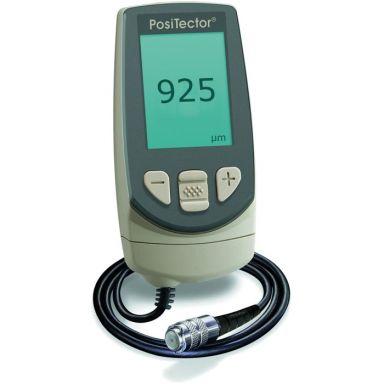 DeFelsko PosiTector 6000 FS1 Skikttjockleksmätare med Mono-display för tunn skikt mellan 0-1,5 mm, på stål och gjutjärn