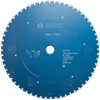 Bosch Expert for Steel Sagklinge 80T