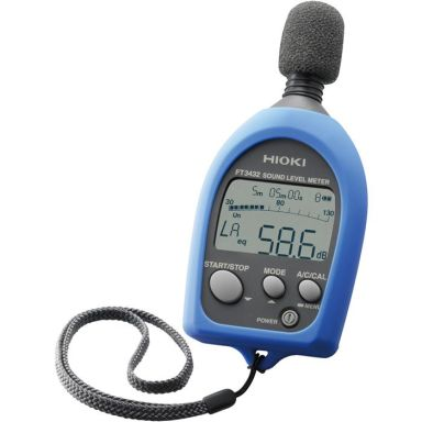 Hioki FT3432 Ljudnivåmätare