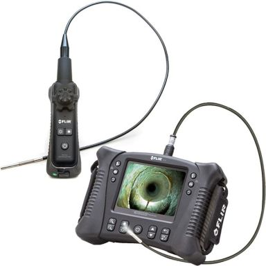 Flir VS70 Videoskop med kamerasonder VSC80-1R och VSA2-1-W