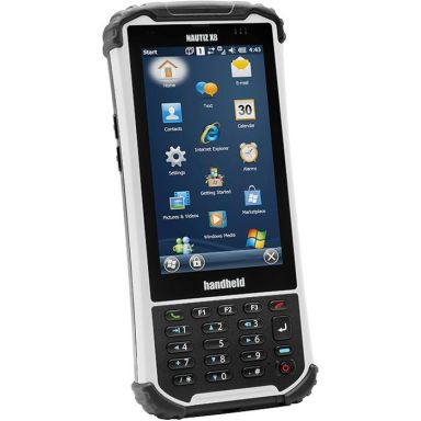Handheld Nautiz X8 Stryktålig handdator utan inbyggt 3G-modem