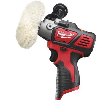 Milwaukee M12 BPS-0 Polerings- og slipemaskin uten batterier og lader