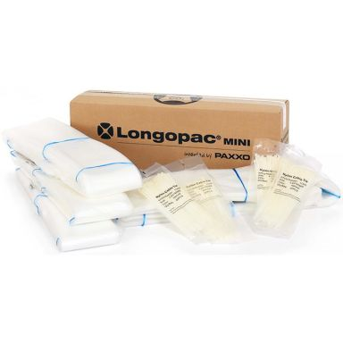 Pullman Ermator 1376013 Longopac Muovipussit 4 kpl:n pakkaus