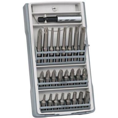 Bosch 2607017037 Skrubitssett 25 deler