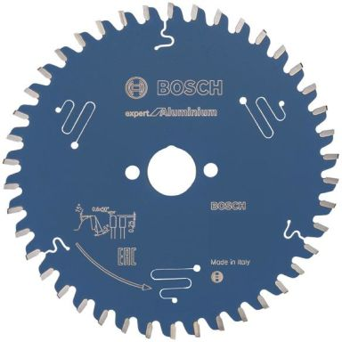 Bosch 2608644095 Expert for Aluminium Sagklinge 52T