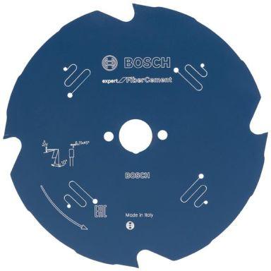 Bosch 2608644121 Expert for Fiber Cement Sagklinge 4T