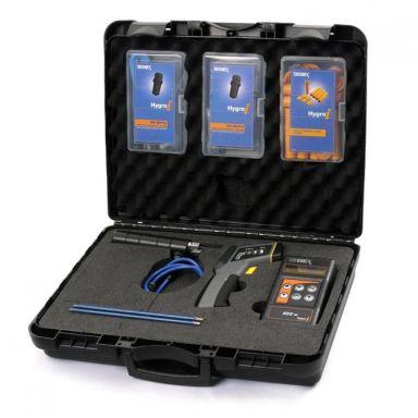 Tramex MRH III Fuktmätare med tillbehör