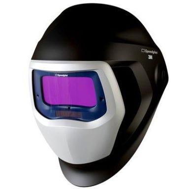 3M Speedglas Black 9100X Sveisehjelm uten tilbehør