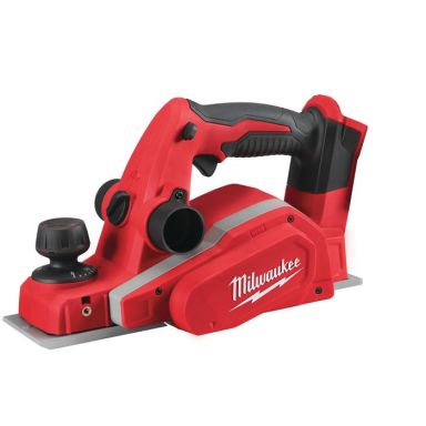 Milwaukee M18 BP-0 Hyvel utan batterier och laddare
