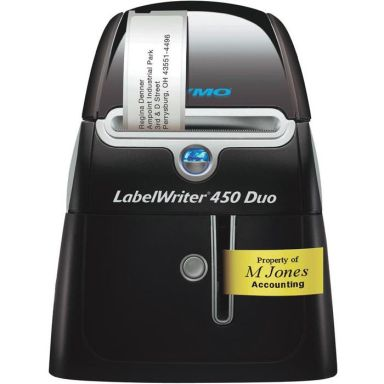 DYMO LabelWriter 450 Duo Tarratulostin