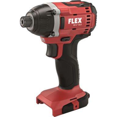 Flex ID 1/4 18,0 Slagskruvdragare utan batterier och laddare