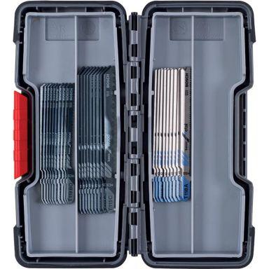 Bosch 2607010903 Pistosahanteräsarja 30 osaa