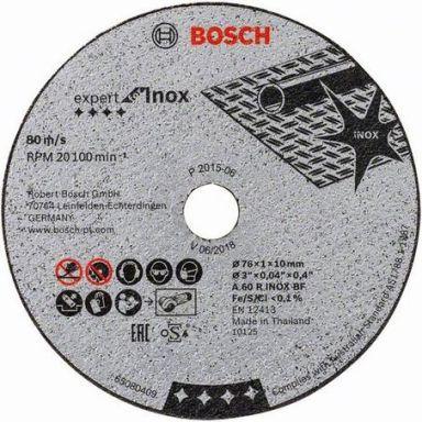 Bosch Expert for Inox Katkaisulaikka 5 kpl:n pakkaus
