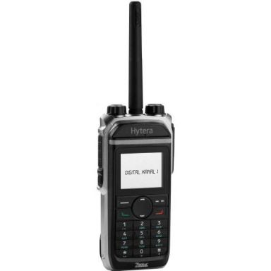 Hytera PD685 Digitalradio 400-470 MHz med GPS