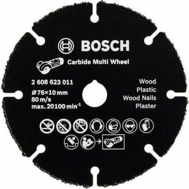 Bosch 2608623011 Katkaisulaikka Multi Wheel