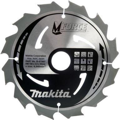 Makita B-07967 Sahanterä 12T