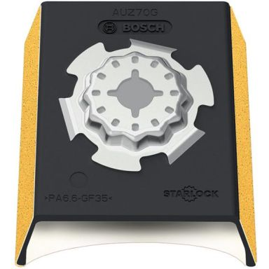Bosch AUZ 70 G Slipprofil