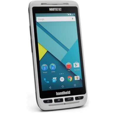 Handheld Nautiz X2 Slagfast hånddatamaskin med 1D-skanner