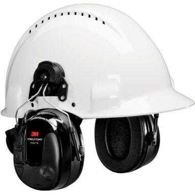 3M Peltor ProTac III Hørselsvern med hjelmfeste