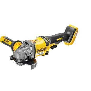 Dewalt DCG414N XR FlexVolt Vinkelslip utan batterier och laddare