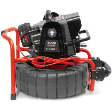 Ridgid SeeSnake Compact2 CS6Pak Paket med batteri och laddare