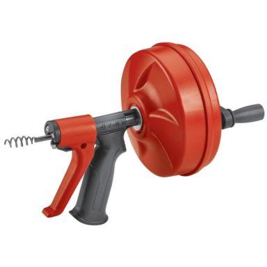 Ridgid Power Spin Viemärinavauskone