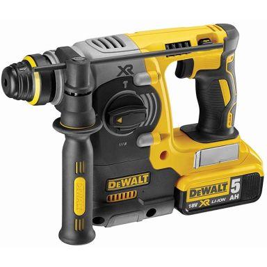 Dewalt DCH273P2T Borhammer med batterier og lader