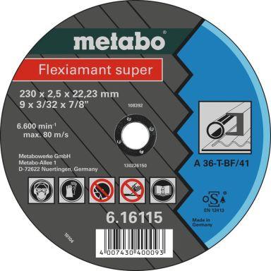 Metabo 616107000 Katkaisulaikka