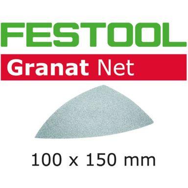 Festool STF 100x150mm Delta GR NET Nätslippapper 100x150mm, 50-pack
