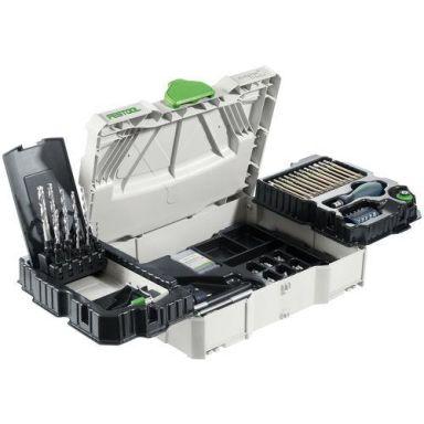 Festool SYS 1 CE-SORT CENTROTEC Laukkujärjestelmä sis. tarvikkeet