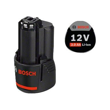 Bosch GBA 12V Batteri 3,0Ah