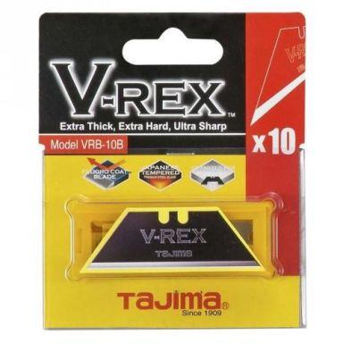 Tajima V-REX Knivblad 10-pack