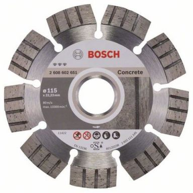 Bosch Best for Concrete Diamantkappskive