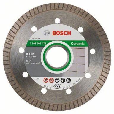 Bosch Best for Ceramic Extraclean Turbo Diamantkappskive
