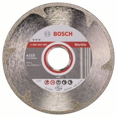 Bosch Best for Marble Diamantkappskive