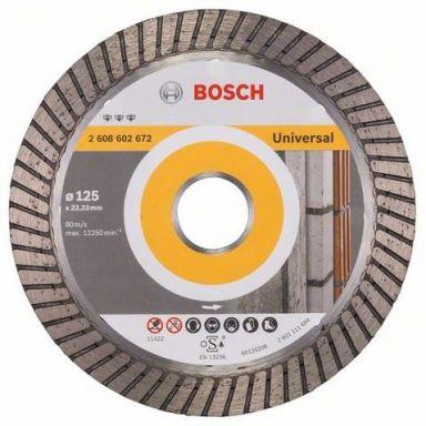 Bosch Best for Universal Turbo Timanttikatkaisulaikka