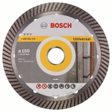 Bosch Expert for Universal Turbo Diamantkapskiva