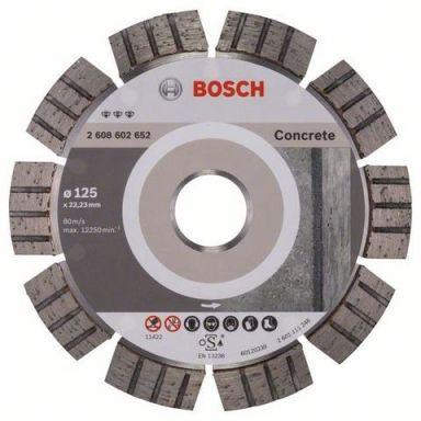 Bosch Best for Concrete Diamantkapskiva