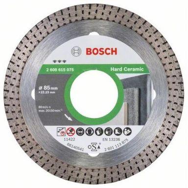 Bosch Best for Hard Ceramic Timanttikatkaisulaikka