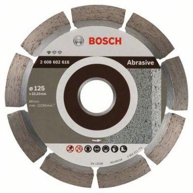 Bosch Standard for Abrasive Diamantkappskive