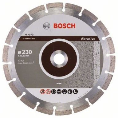 Bosch Standard for Abrasive Diamantkapskiva