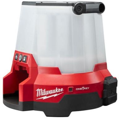 Milwaukee M18 ONESLSP-0 Arbeidslampe uten batterier og lader