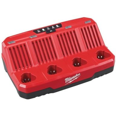Milwaukee M12 C4 Batterilader