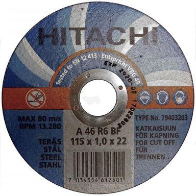 Hitachi 79403203 Katkaisulaikka